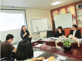 TPA và  Seiko tổ chức trao đổi kỹ năng mềm cần thiết cho doanh nghiệp