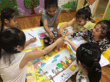 Mục tiêu giáo dục STEM cho trẻ mầm non