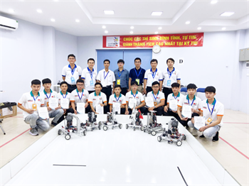 Tìm kiếm tài năng trẻ tay nghề Robot Di Động tại Kỳ thi Kỹ năng nghề quốc gia 2020
