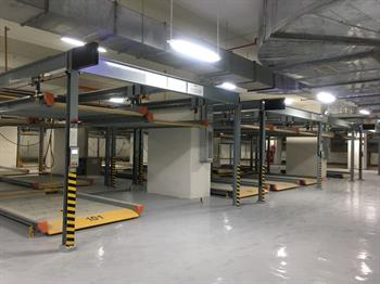 Lắp đặt, bảo trì hệ thống giữ xe thông minh tự động tại TP HCM
