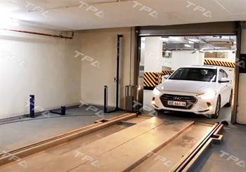 Hướng dẫn vận hành hệ thống bãi đỗ xe tự động TPA