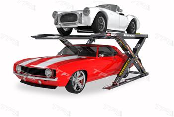 Hệ thống bãi đỗ xe tự động dành cho gia đình và chung cư