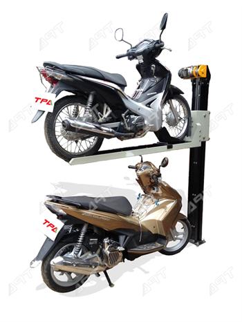 Lợi ích của Hệ thống đỗ xe máy 2 tầng