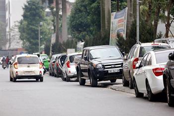 Khắc phục tình trạng thiếu bãi đỗ xe tại chung cư, khu đô thị, TTTM
