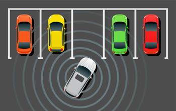 Bãi đỗ xe thông minh khu công nghiệp - Giải pháp tối ưu và hiệu quả