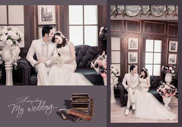 Khuyến mãi mùa cưới 2014