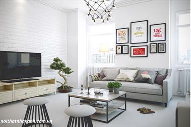 Mẹo trang trí nội thất phòng khách