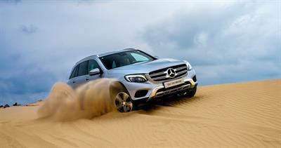 Chi tiết Mercedes-Benz GLC vừa ra mắt tại Việt Nam