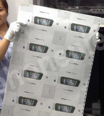 iPhone thế hệ 6 có thể mang tên The New iPhone