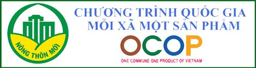 Giới thiệu Chương trình OCOP Quốc gia