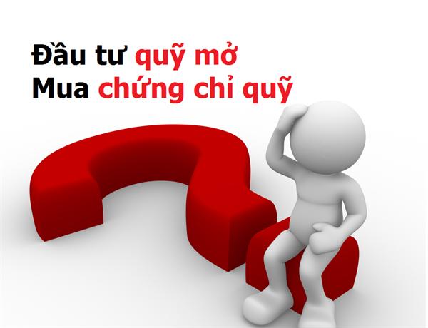 2 câu hỏi cần trả lời trước khi mua chứng chỉ quỹ mở?