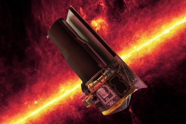 KẾT THÚC NHIỆM VỤ CỦA KÍNH VIỄN VỌNG KHÔNG GIAN SPITZER - NASA