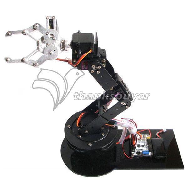 Cánh tay robot bậc tự do ổ bi xoay