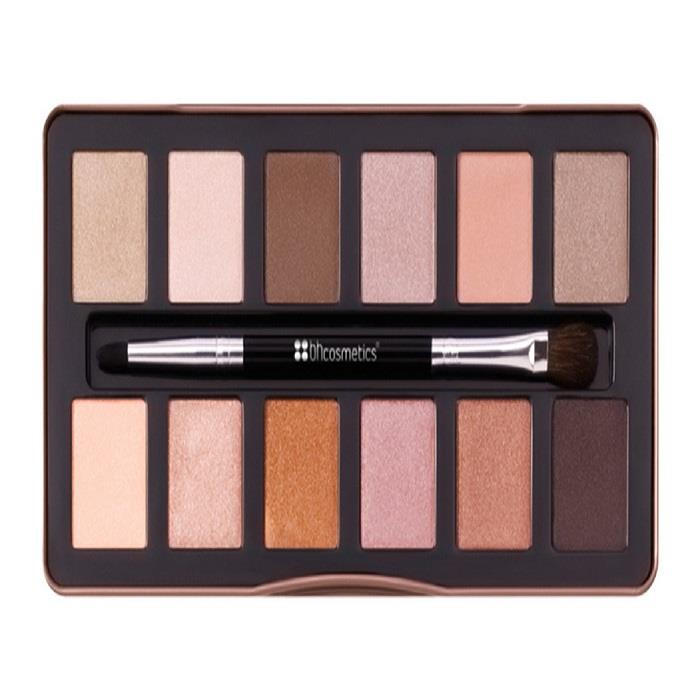 Buy BH Cosmetics Nude Rose 12 Color Eyeshadow Palette