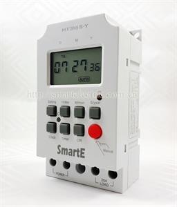 Bộ hẹn giờ theo tháng năm MT316S-Y cho tủ đổi nguồn, công tơ điện