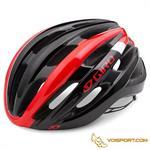 Mũ bảo hiểm GIRO - FORAY - M - Red/Black