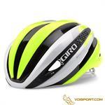 Mũ bảo hiểm GIRO - SYNTHE-MIPS - M - White/Yellow