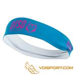 Băng đô thể thao Otso - LIGHT BLUE / FLUO PINK (OBLb/Fp)