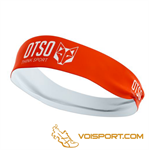 Băng đô thể thao Otso - WHITE / FLUO ORANGE (OBW/FO)