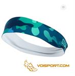 Băng đô thể thao Otso - CAMO BLUE (OBCamB)