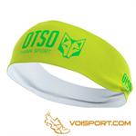 Băng đô thể thao Otso - FLUO YELLOW / FLUO GREEN (OBFy/Fg)