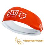 Băng đô thể thao Otso - FLUO ORANGE / WHITE (OBFo/W)