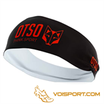 Băng đô thể thao Otso - BLACK / FLUO ORANGE (OBB/Fo)