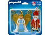 PL4887_Ông già Noel và thiên thần