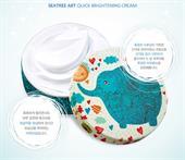 Kem dưỡng trắng Seatree Quick Brightening Cream