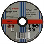 Đá cắt sắt Bosch 100x1.2x16mm-2608600266