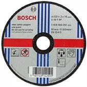 Đá cắt cho kim loại Bosch 100x2.0x16mm-2608600267