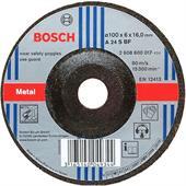 Đá mài cho kim loại Bosch 100x16x6mm-2608600017