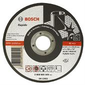 Đá cắt Inox Bosch 125x1.0x22.2mm-2608600549