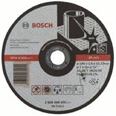 Đá cắt Inox Bosch 180x2.0x22.2mm-2608600095