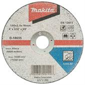 Đá cắt sắt Makita 100x2.0x16mm-D-18655