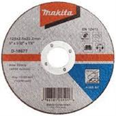 Đá cắt cho kim loại Makita Ø125x2.5x22.23mm-D-18677
