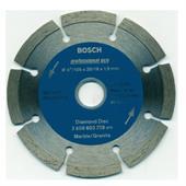 Đĩa cắt đá Granite Bosch 105x20x7.0mm - 2608603728