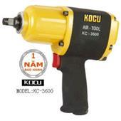 Súng vặn bu lông1/2 Inch ngắn KOCU KC-3600