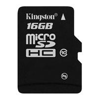 Thẻ nhớ micro Kingston SD 16GB class 10