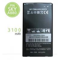 Pin Sky A880/ 7700M