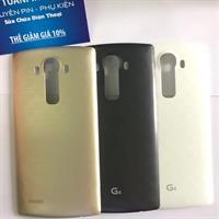 Vỏ/ nắp lưng nhựa trơn đậy pin NFC LG G4