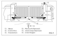 Kinh nghiệm khi lắp đặt cổng tự động âm sàn, cổng trượt ?