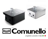Motor cổng âm sàn tự động Comunello 600 - Italy