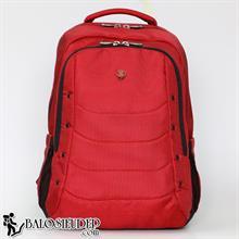 Balo Laptop Sakos Brisk i15 màu đỏ