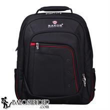 Balo laptop Sakos Galaxy i15 màu đen