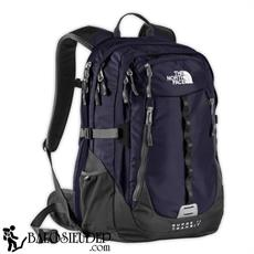 Balo laptop The North Face Surge II Transit màu xanh navy