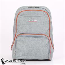 Balo Laptop Sakos Active i14 màu ghi