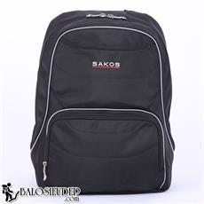 Balo Sakos Active i14 màu đen