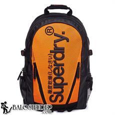 Balo laptop Superdry Mesh Tarp màu cam