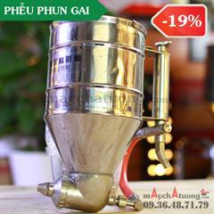 Phễu phun gai Minh Phát